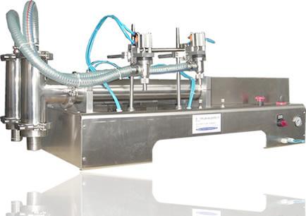 武汉流量计式液体灌装机